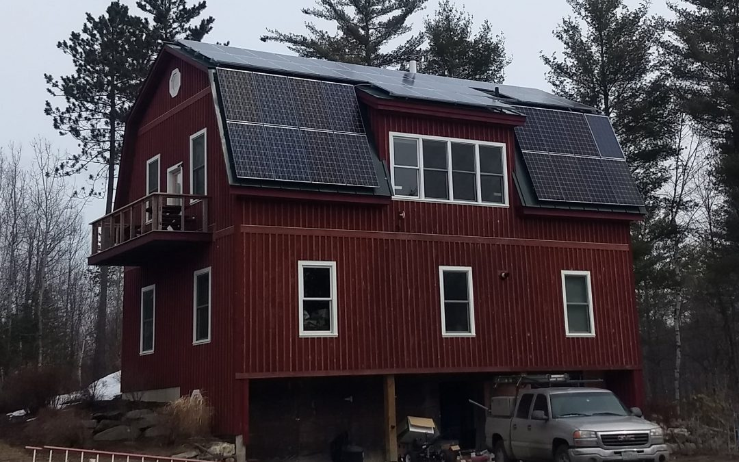 4.575 kW Off-Grid Addition